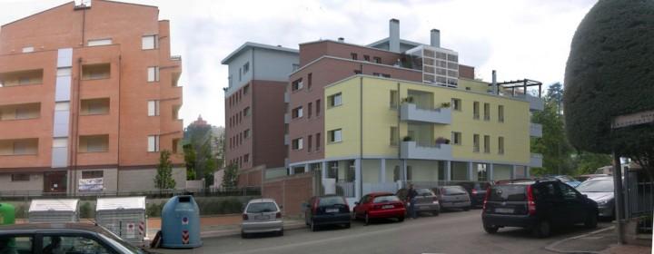 Progetti sic architettura for Casalecchio di reno bologna hotel